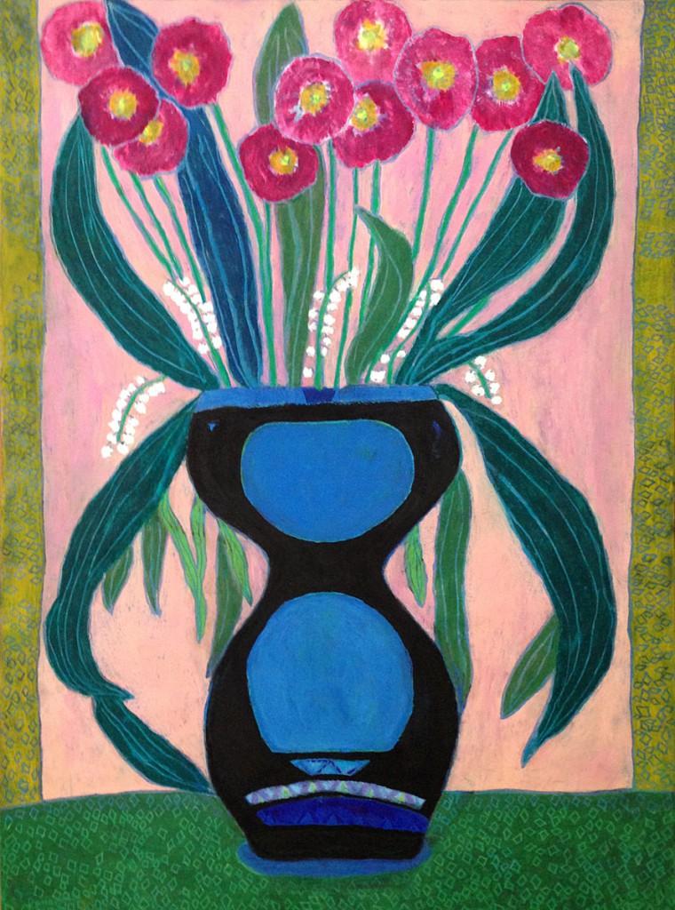 The Biedermayer Flowers (70cm x 50cm)