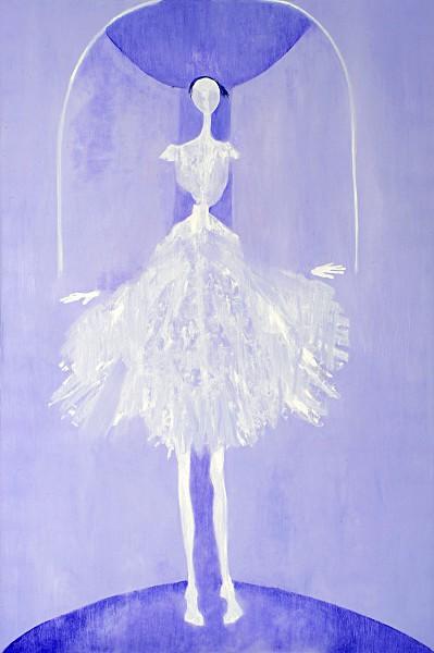 The Lilac Arrival (150cm x100cm)